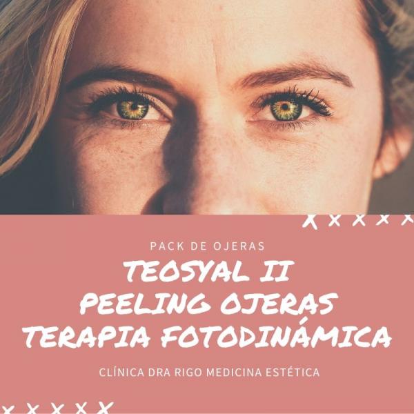 ELIMINACIÓN DE OJERAS en TodoEstetica.com