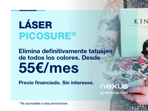 Eliminación de tatuajes. 20% dto y financiado en TodoEstetica.com