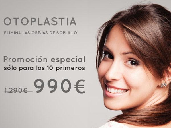 Otoplastia 990€ en TodoEstetica.com