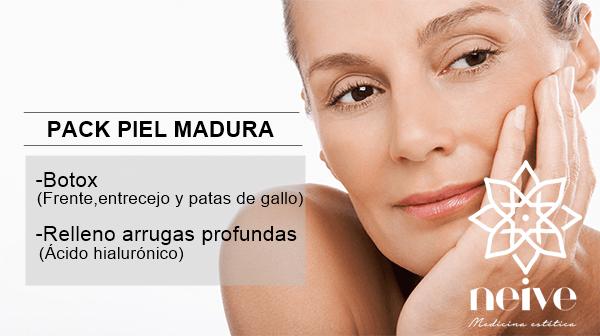 PACK piel madura en TodoEstetica.com
