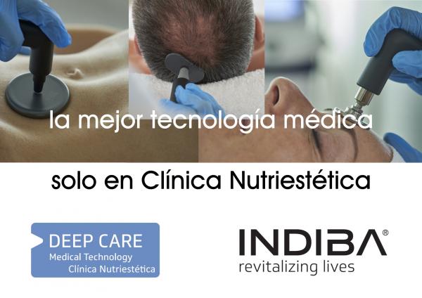 Promoción lanzamiento INDIBA Medical Deep Care