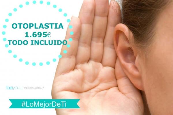 #LoMejorDeTi Otoplastia en Murcia por 1695€ Todo Incluido