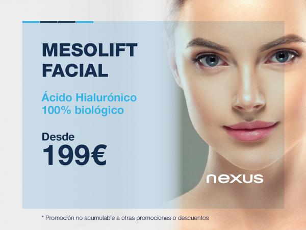 Mesolift facial con Biorregen desde 199€ en TodoEstetica.com