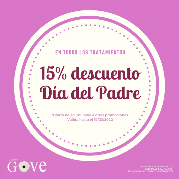 📢Super promo especial #DíadelPadre. 💝