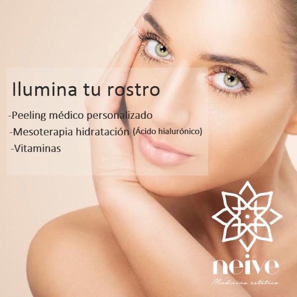 Ilumina tu rostro  en TodoEstetica.com