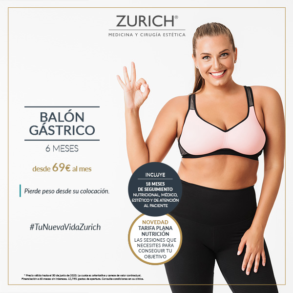 Balón Gástrico de 6 y 12 meses - Pierde peso sin cirugía desde 69€/mes