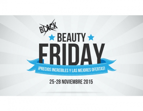 Promoción Beauty Friday en TodoEstetica.com