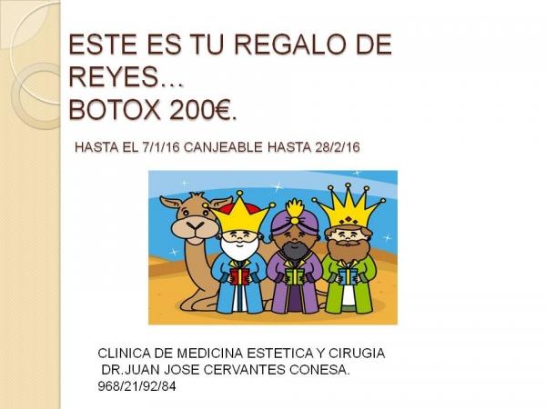 BOTOX 200€ en TodoEstetica.com