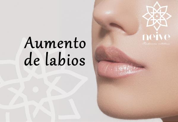 Aumento de labios  en TodoEstetica.com