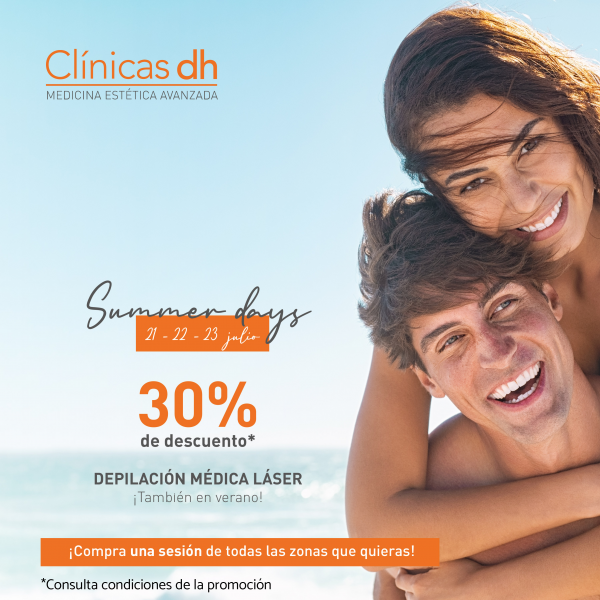 ¡Depilación Médica Láser al 30% de descuento! Sólo tres días en TodoEstetica.com
