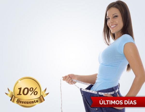 10% de descuento en Tratamientos de Pérdida de Peso