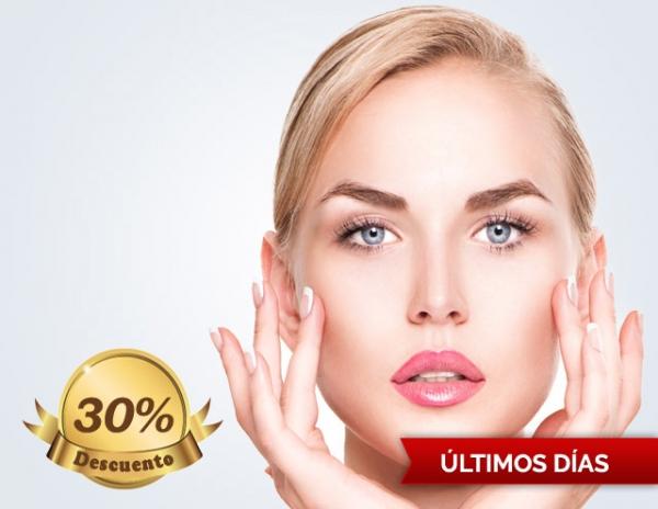 30% de descuento en Rellenos Faciales  en TodoEstetica.com