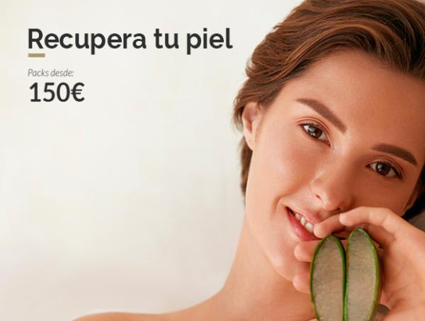 Especial Recupera tu piel en TodoEstetica.com