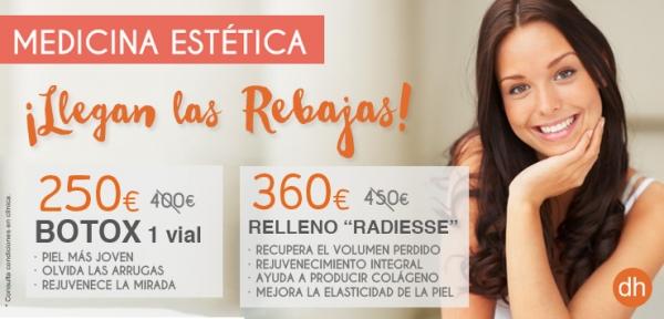 Promoción en Botox en TodoEstetica.com