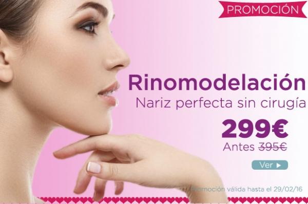 Rinomodelación 299€ en TodoEstetica.com