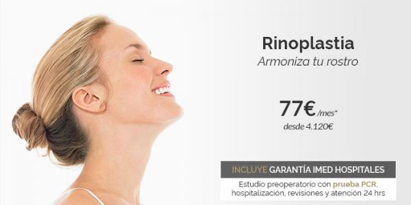 Rinoplastia · desde 4.120€ en TodoEstetica.com