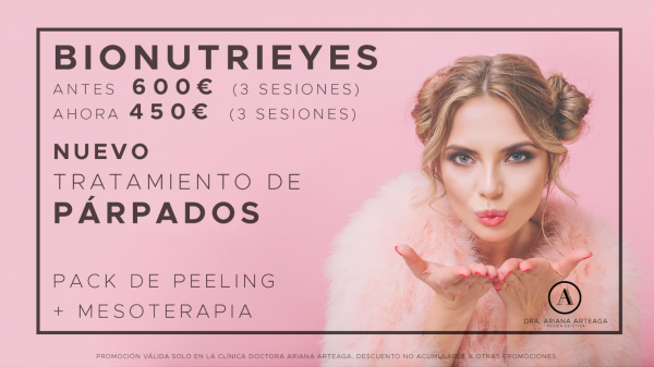 CONTRATA PACK DE PEELING + MESOTERAPIA Y TE LLEVAS 150€ DE DESCUENTIO