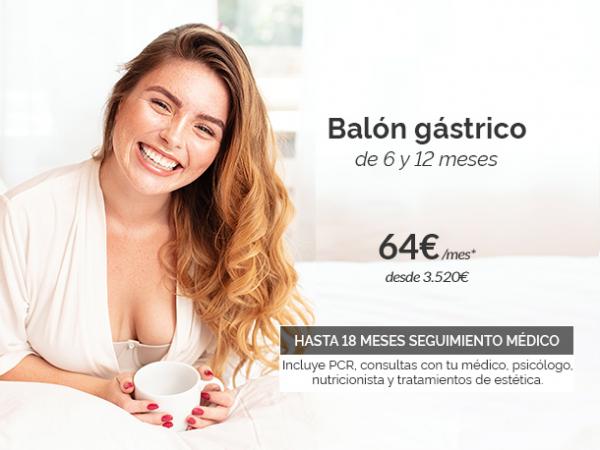 Balón Gástrico · Tratamiento eficaz para la pérdida de peso en TodoEstetica.com