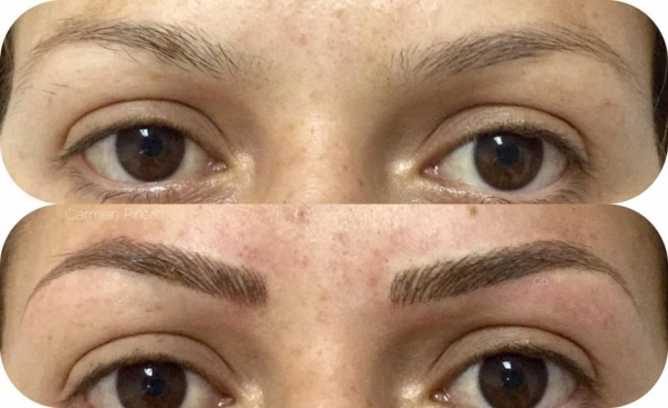 Micropigemtacion cejas pelo a pelo o correctivo 170€ por solo 70€ no incluye repasó ( promoción hasta 20 abril) en TodoEstetica.com