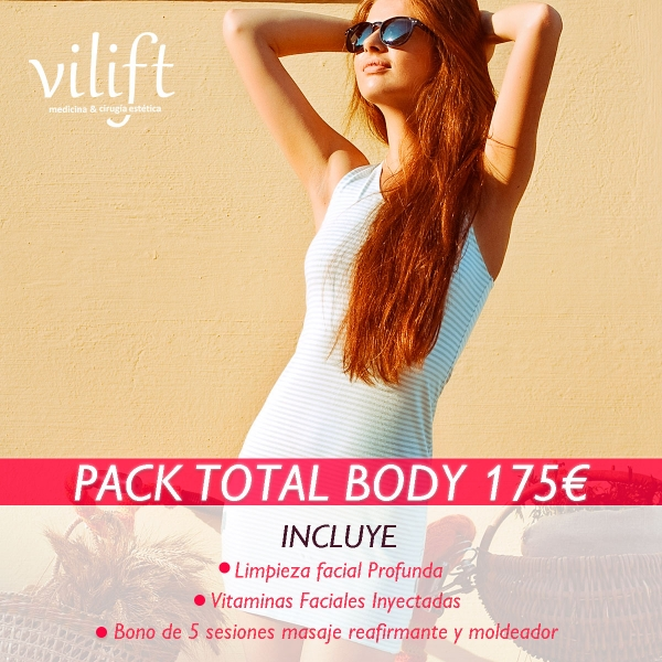 🌹PACK TOTAL BODY 175€🌹