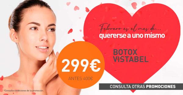 ¡BOTOX Vistable a un precio irresistible! Adiós arrugas