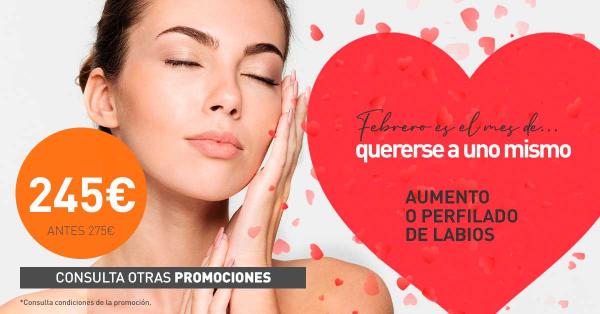 ¿Quieres un aumento de labios? Febrero... el mes de los besos...  en TodoEstetica.com