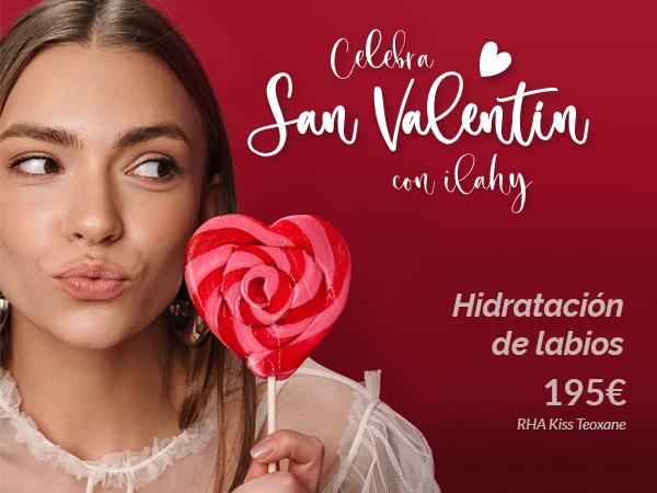 Oferta especial San Valentín en TodoEstetica.com