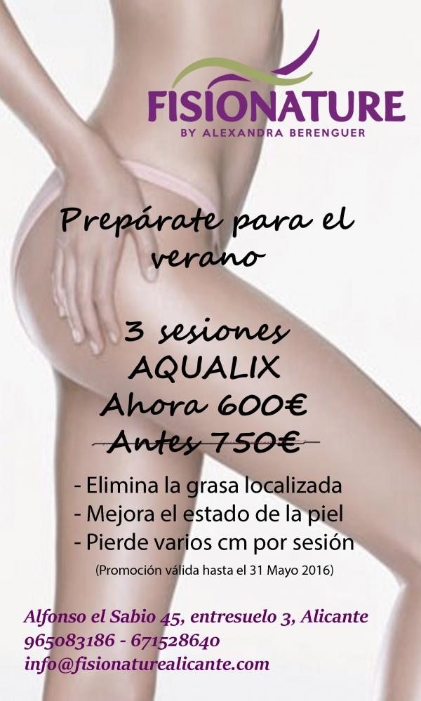 AQUALIX -20% descuento! SOLO MAYO en TodoEstetica.com