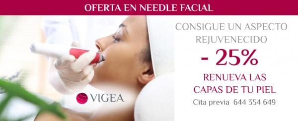 Oferta en Needle Facial en TodoEstetica.com
