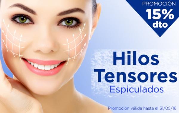 Promoción Hilos Tensores Espiculados en TodoEstetica.com