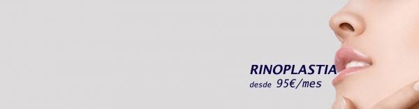 RINOPLASTIA DESDE 95€/mes en TodoEstetica.com