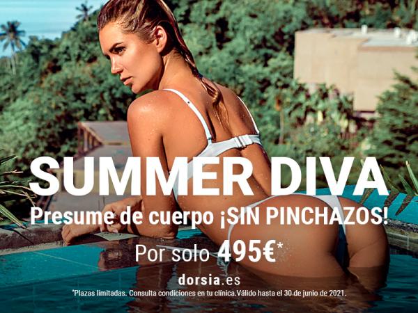SUMMER DIVA en TodoEstetica.com