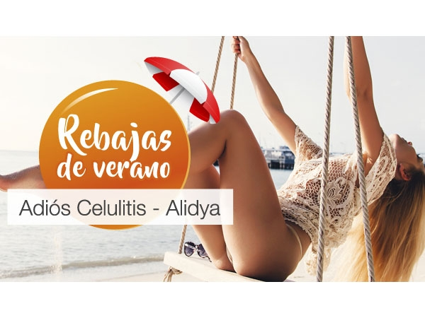 Elimina la celulitis desde 56€ en TodoEstetica.com