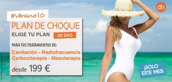 Plan Corporal de Choque 30 días en TodoEstetica.com