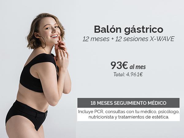 Balón Gástrico 12 meses · Pérdida de peso en TodoEstetica.com