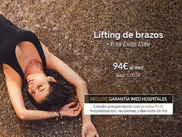 Braquioplastia · Lifting de brazos en TodoEstetica.com