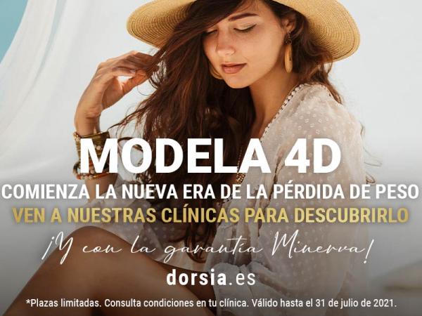 MODELA 4D en TodoEstetica.com