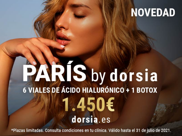 PARÍS BY DORSIA