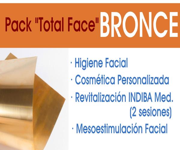 Pack Total Face BRONCE en TodoEstetica.com