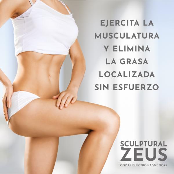 Tonifica y elimina grasa con nuestro nuevo tratamiento ZEUS en TodoEstetica.com