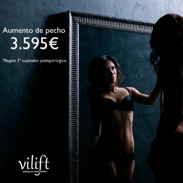 Aumento de pecho 3.595€ TODO INCLUIDO en TodoEstetica.com