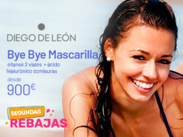 Bye Bye Mascarilla