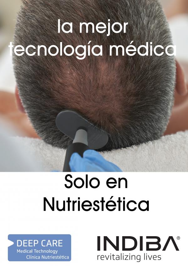 15 sesiones de INDIBA Medical Capilar de REGALO al contratar tu Regenera Capilar en TodoEstetica.com