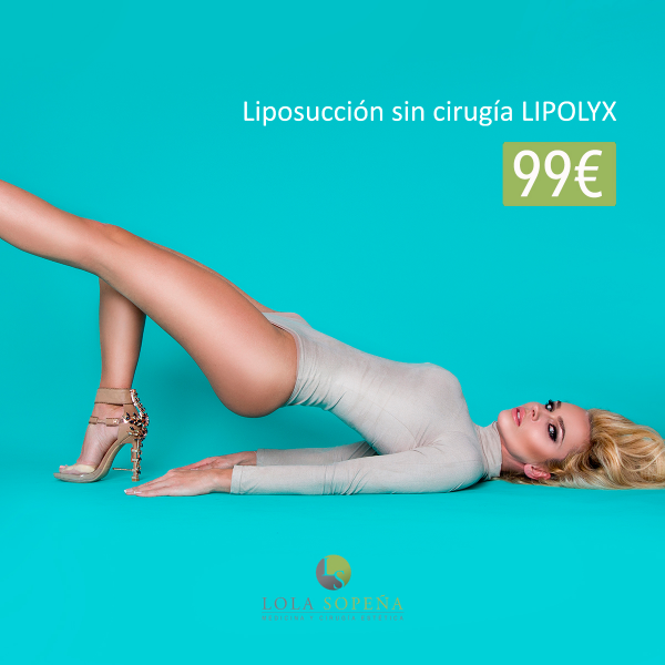 Liposucción sin cirugía LIPOLYX ❤💉 99€( Aqualyx + Cavitación) Precio por vial y sesión