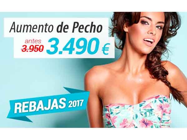 REBAJAS: Aumento de Pecho en TodoEstetica.com