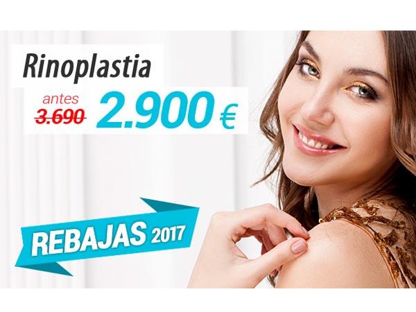 REBAJAS: Rinoplastia en TodoEstetica.com