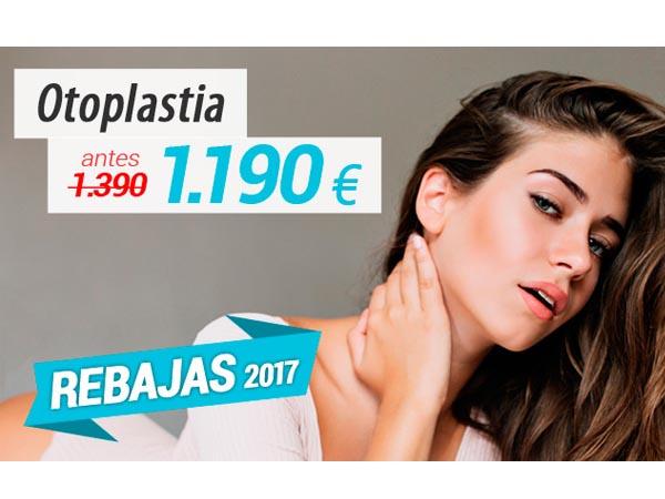 REBAJAS: Otoplastia en TodoEstetica.com