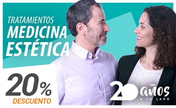 20% de descuento: Dale volumen a tu rostro  en TodoEstetica.com
