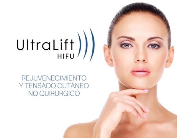 €300. HIFU UltraLift.  Lifting sin Cirugia.