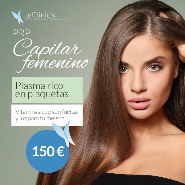 PRP Capilar Femenino en TodoEstetica.com